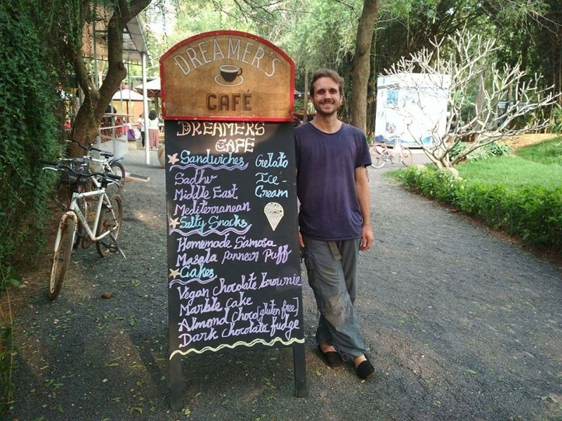 Auroville Dreamers Cafe
