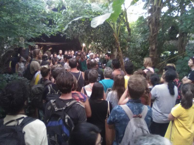 Shadana Forest Tour